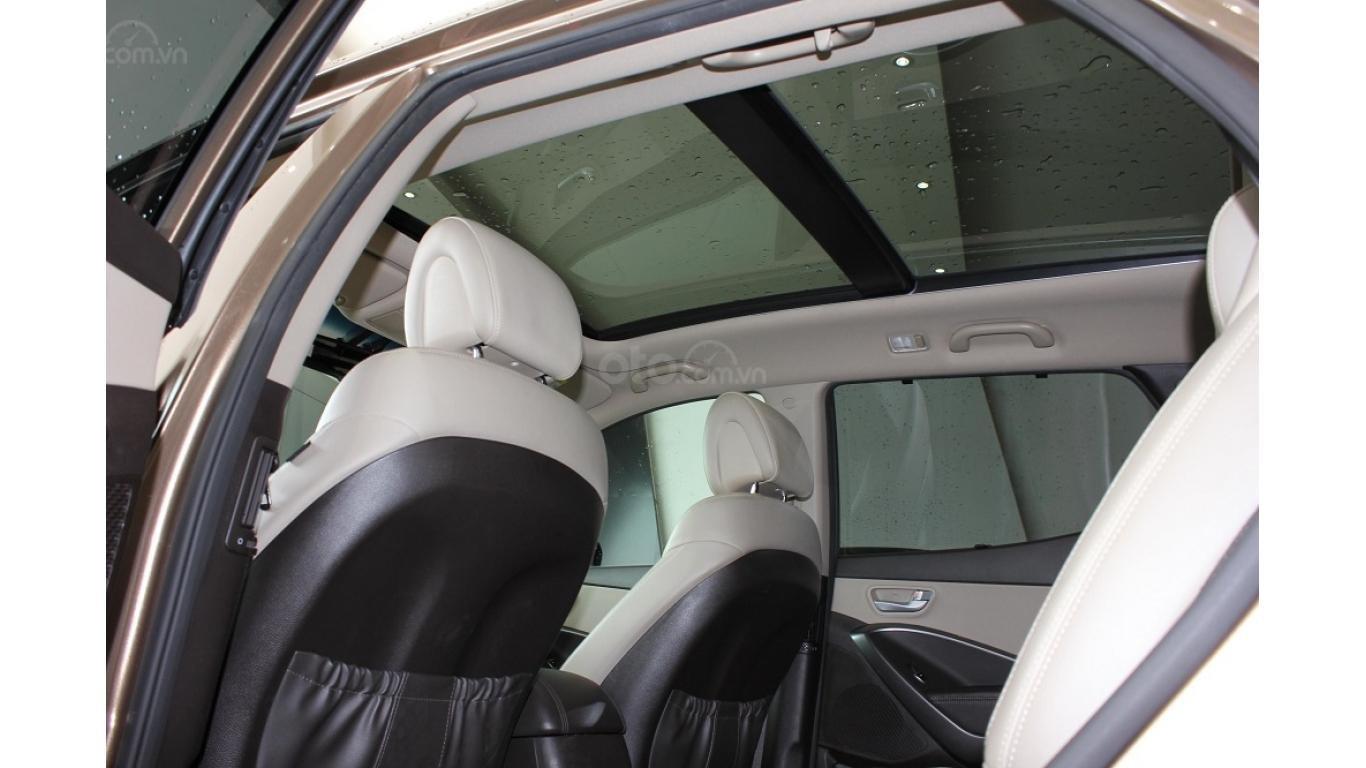 Bán xe Hyundai Santa Fe 2.5 AT 2017, trả trước chỉ từ 285tr, hotline: 0985.190491 Ngọc (15)