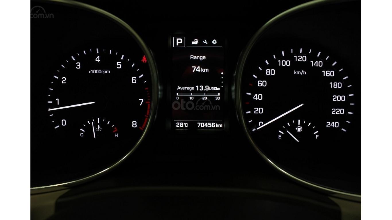 Bán xe Hyundai Santa Fe 2.5 AT 2017, trả trước chỉ từ 285tr, hotline: 0985.190491 Ngọc (13)