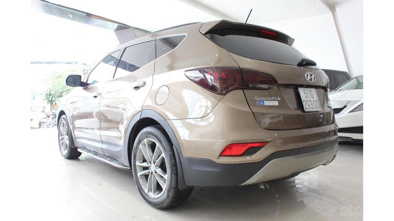 Bán xe Hyundai Santa Fe 2.5 AT 2017, trả trước chỉ từ 285tr, hotline: 0985.190491 Ngọc (5)
