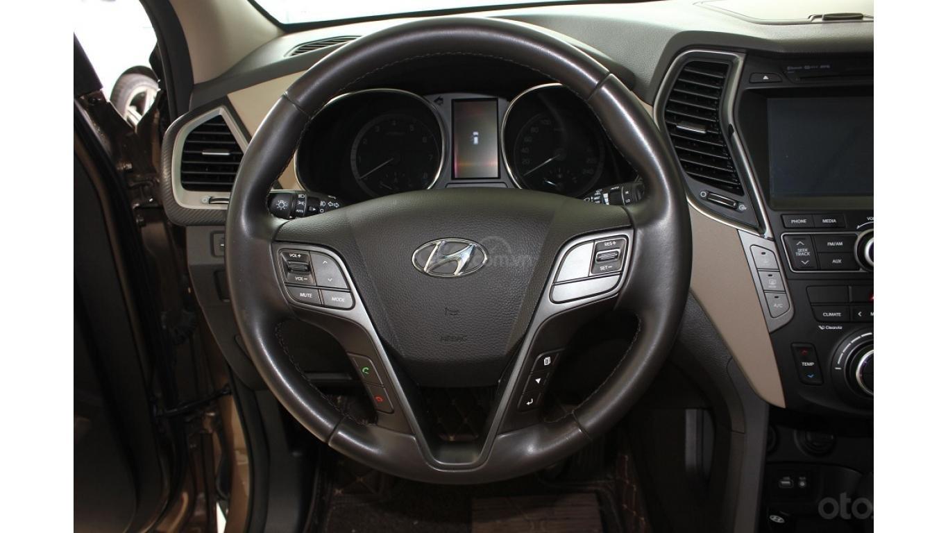 Bán xe Hyundai Santa Fe 2.5 AT 2017, trả trước chỉ từ 285tr, hotline: 0985.190491 Ngọc (12)