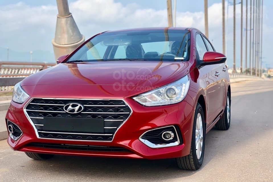 Hyundai Accent 2019 là một mẫu xe có danh sách option phong phú, vận hành mạnh mẽ 1