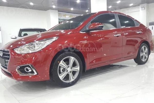 """Hyundai Accent được xem là một """"lão làng"""" trong phân khúc xe hạng B 1"""