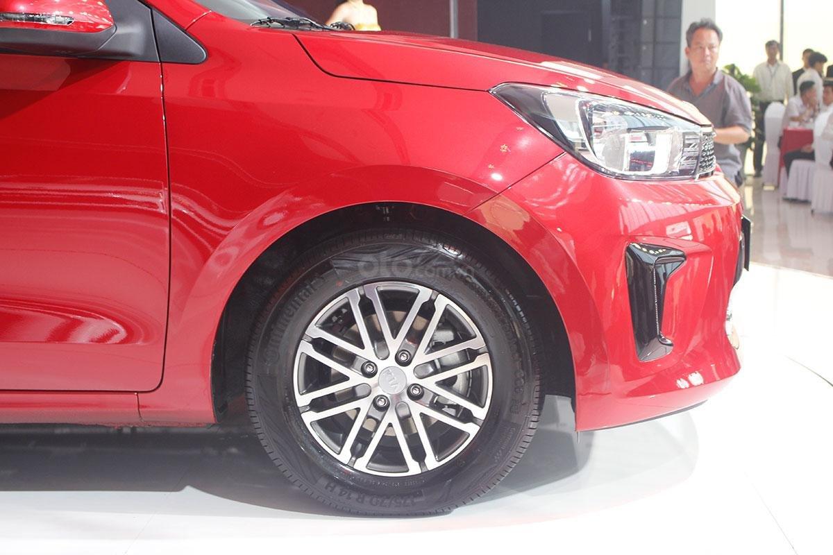 Thiết kế mâm xe Kia Soluto 2019 1