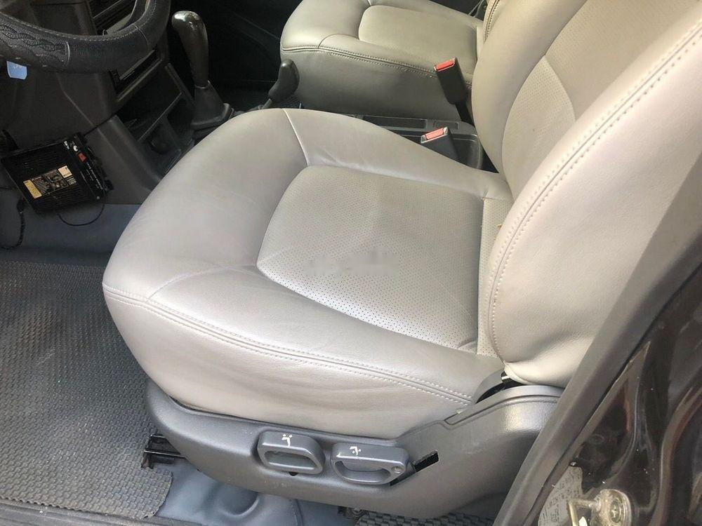 Bán Mitsubishi Pajero V6 3.0 sản xuất năm 2002, màu xám, giá 500tr (2)