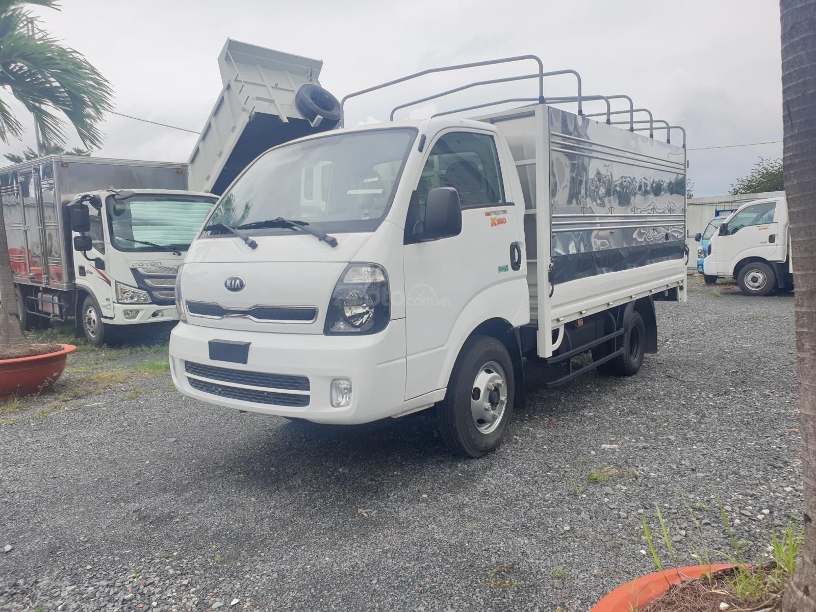 Bán xe tải Kia K250 mới 100% 370tr, hỗ trợ vay 75%, có sẵn giao nhanh (2)