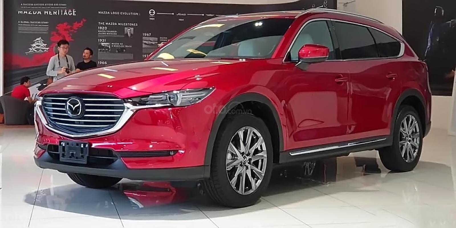 Bán ô tô Mazda CX-8 sản xuất năm 2019, mới 100% (5)