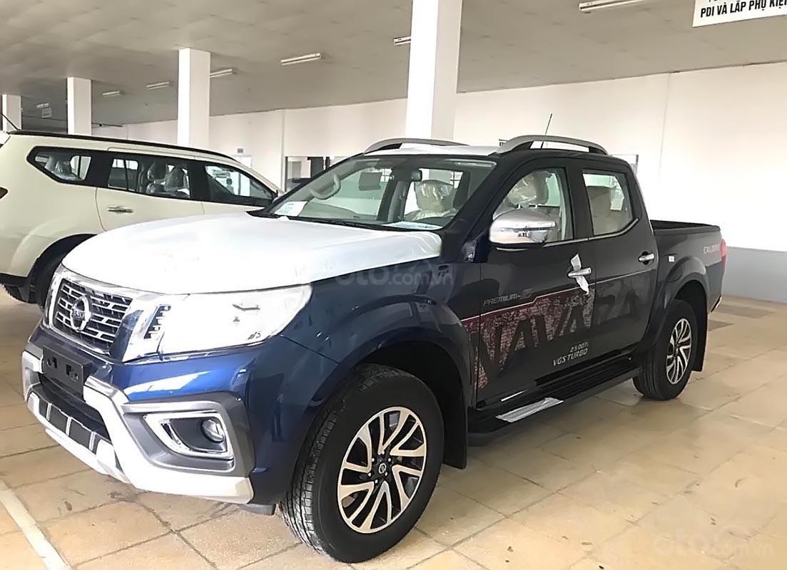 Bán xe Nissan Navara EL Premium Z 2019, màu xanh lam, xe nhập  (2)