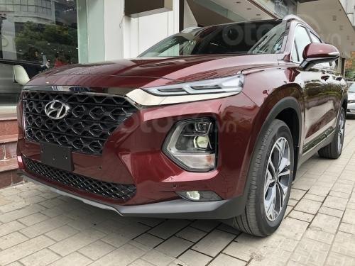 Hyundai SantaFe đặc biệt giao ngay, đủ màu giá cực hot, giá niêm yết tặng kèm quà tặng có giá trị (1)