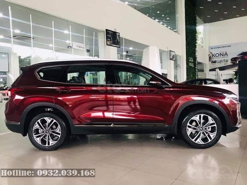Hyundai SantaFe đặc biệt giao ngay, đủ màu giá cực hot, giá niêm yết tặng kèm quà tặng có giá trị (4)
