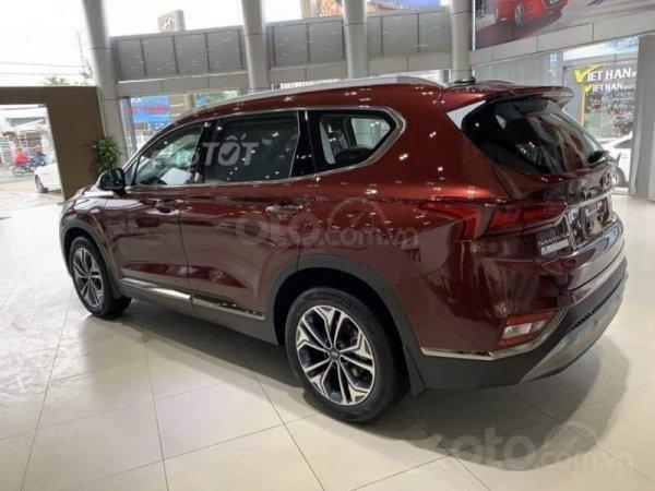 Hyundai SantaFe đặc biệt giao ngay, đủ màu giá cực hot, giá niêm yết tặng kèm quà tặng có giá trị (5)