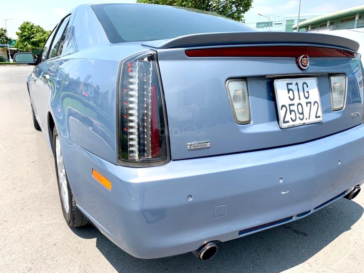 Cadillac STS nhập Mỹ 2010, hàng full đủ đồ chơi, nút đề star/top, hai cửa sổ trời (3)