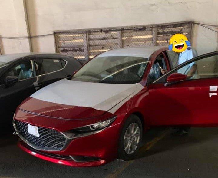 Lộ thêm ảnh Mazda 3 2020 trước ngày ra mắt a1