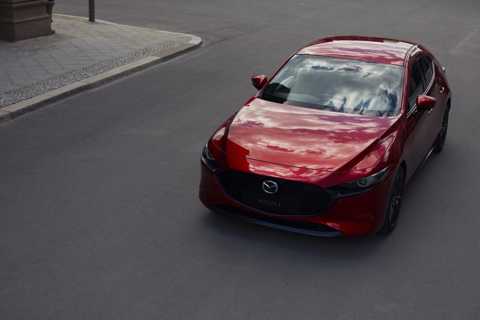 Lộ thêm ảnh Mazda 3 2020 trước ngày ra mắt a3