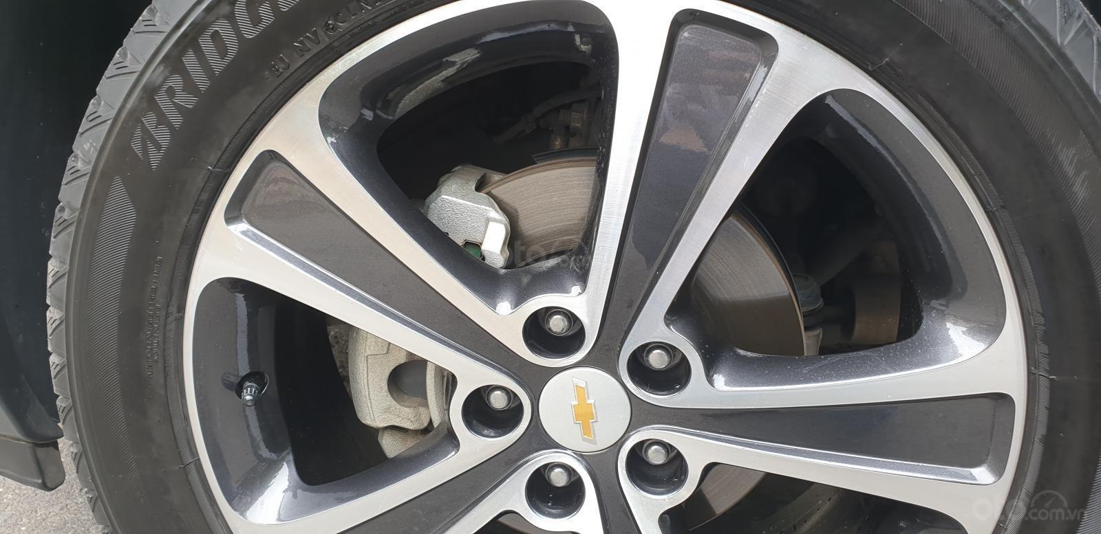 Bán Chevrolet Captiva LTZ máy Ecotec số tự động model 2016, SX T12/ 2015, màu trắng, đẹp mới 90% (25)
