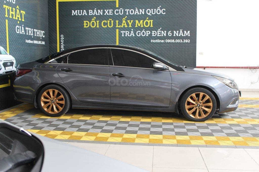 Bán Hyundai Sonata 2.0AT 2010, nhập khẩu nguyên chiếc (4)