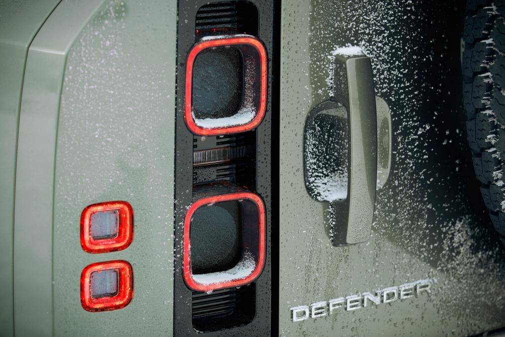 Đèn hậu xe Land Rover Defender 2020