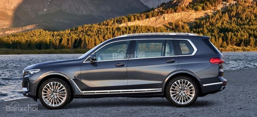 Đánh giá xe BMW X7 2019: Mẫu SUV cỡ lớn đáng để lựa chọn 3a