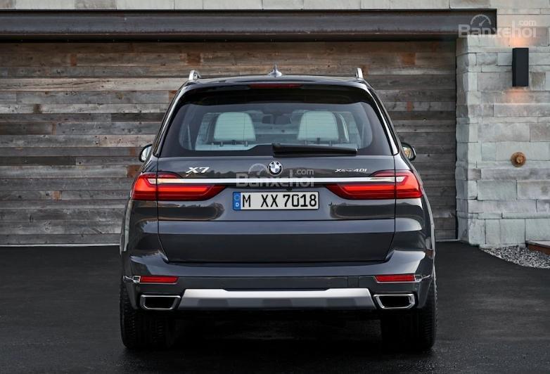 Đánh giá xe BMW X7 2019: Mẫu SUV cỡ lớn đáng để lựa chọn 4a