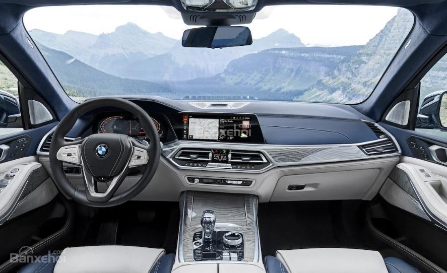 Đánh giá xe BMW X7 2019: Mẫu SUV cỡ lớn đáng để lựa chọn 5a