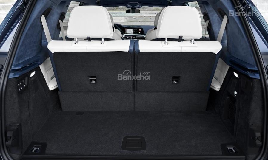 Đánh giá xe BMW X7 2019: Mẫu SUV cỡ lớn đáng để lựa chọn 7a