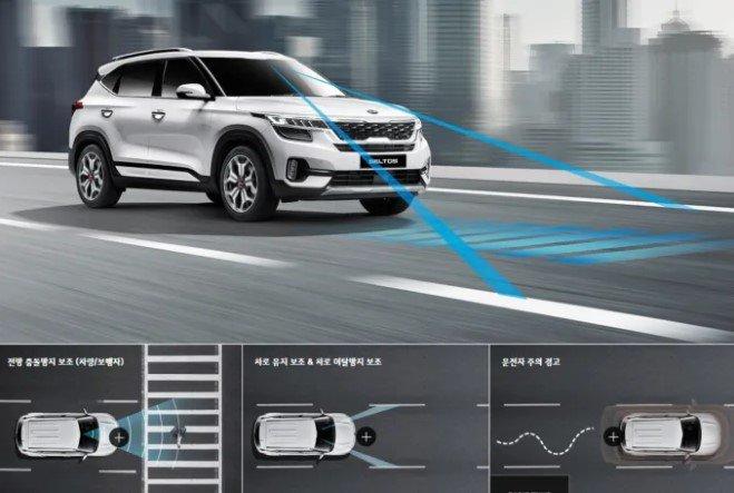 """Đánh giá xe Kia Seltos 2020: Đối thủ """"cứng của Hyundai Kona 7a"""