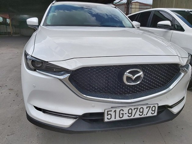 Mazda CX-5 2019 tăng giá lên 3 tỷ đồng nhờ bốc được biển số khủng 1