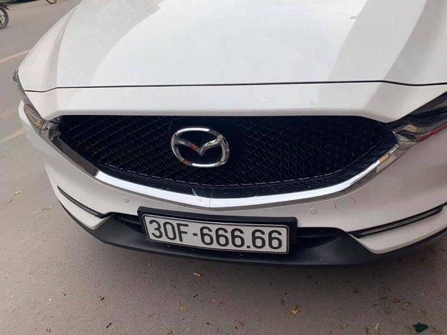Mazda CX-5 2019 tăng giá gấp đôi sau khi bốc được biển khủng a2
