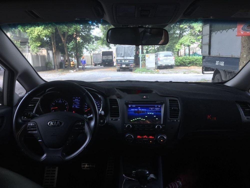 Cần bán Kia K3 năm 2015, màu trắng, xe gia đình  (2)