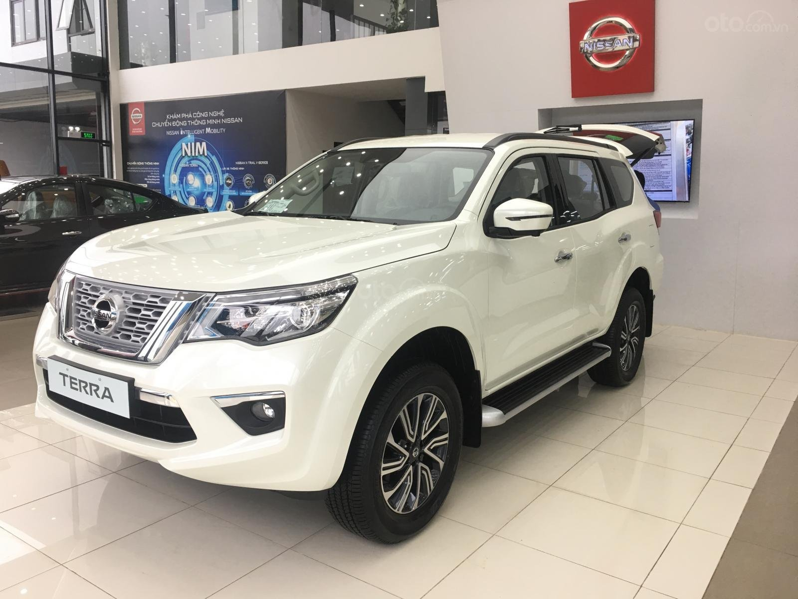 Xe Nissan Terra V 2.5 AT 4WD - có xe giao ngay (1)