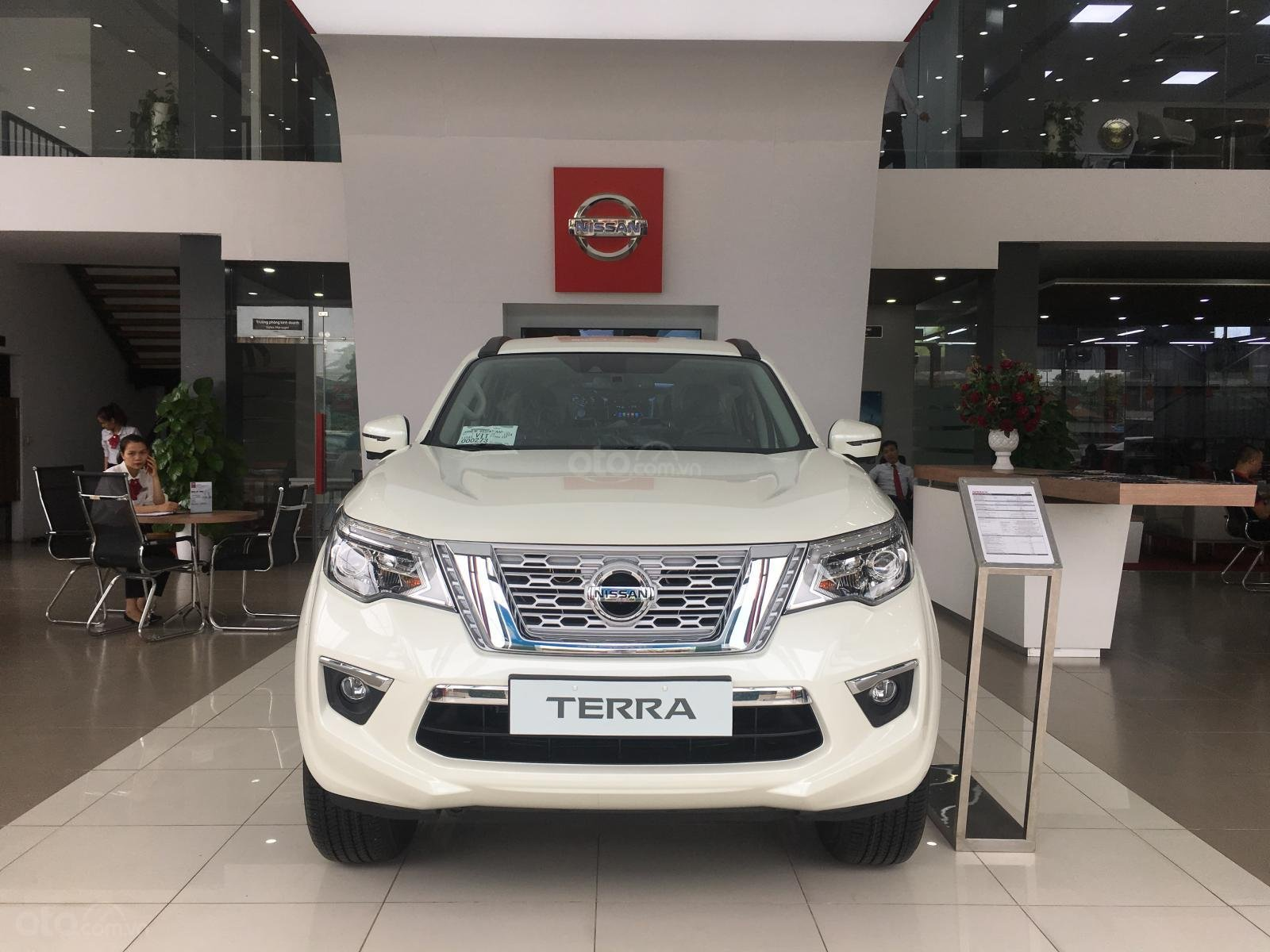 Xe Nissan Terra V 2.5 AT 4WD - có xe giao ngay (2)