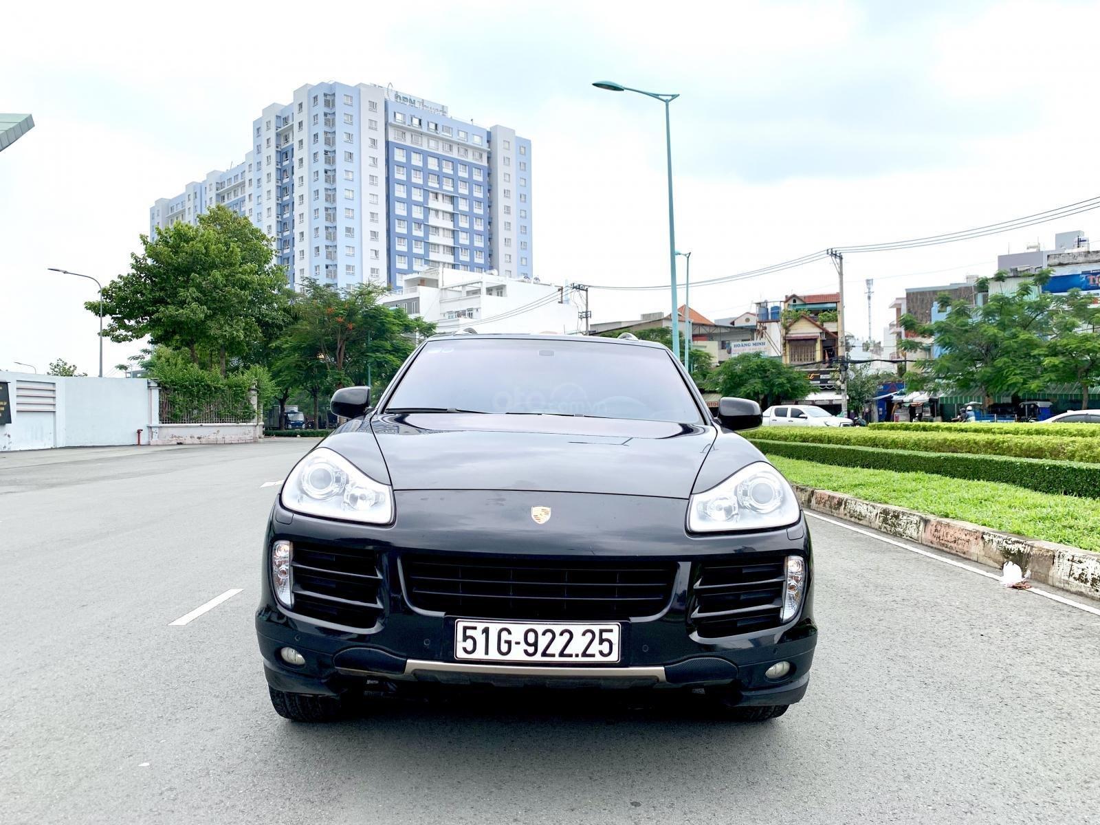 Porsche Cayenne nhập mới 2009 hàng hiếm, có chạy đúng 68 ngàn (5)