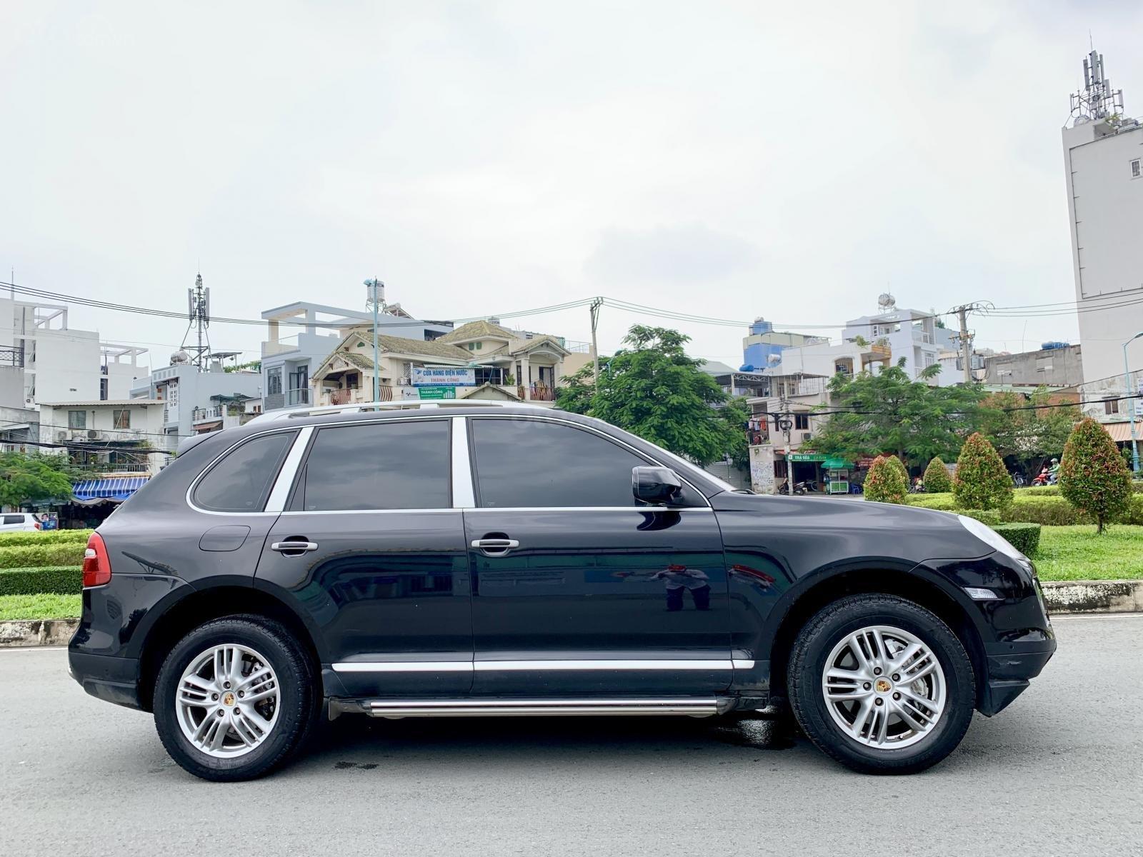 Porsche Cayenne nhập mới 2009 hàng hiếm, có chạy đúng 68 ngàn (7)