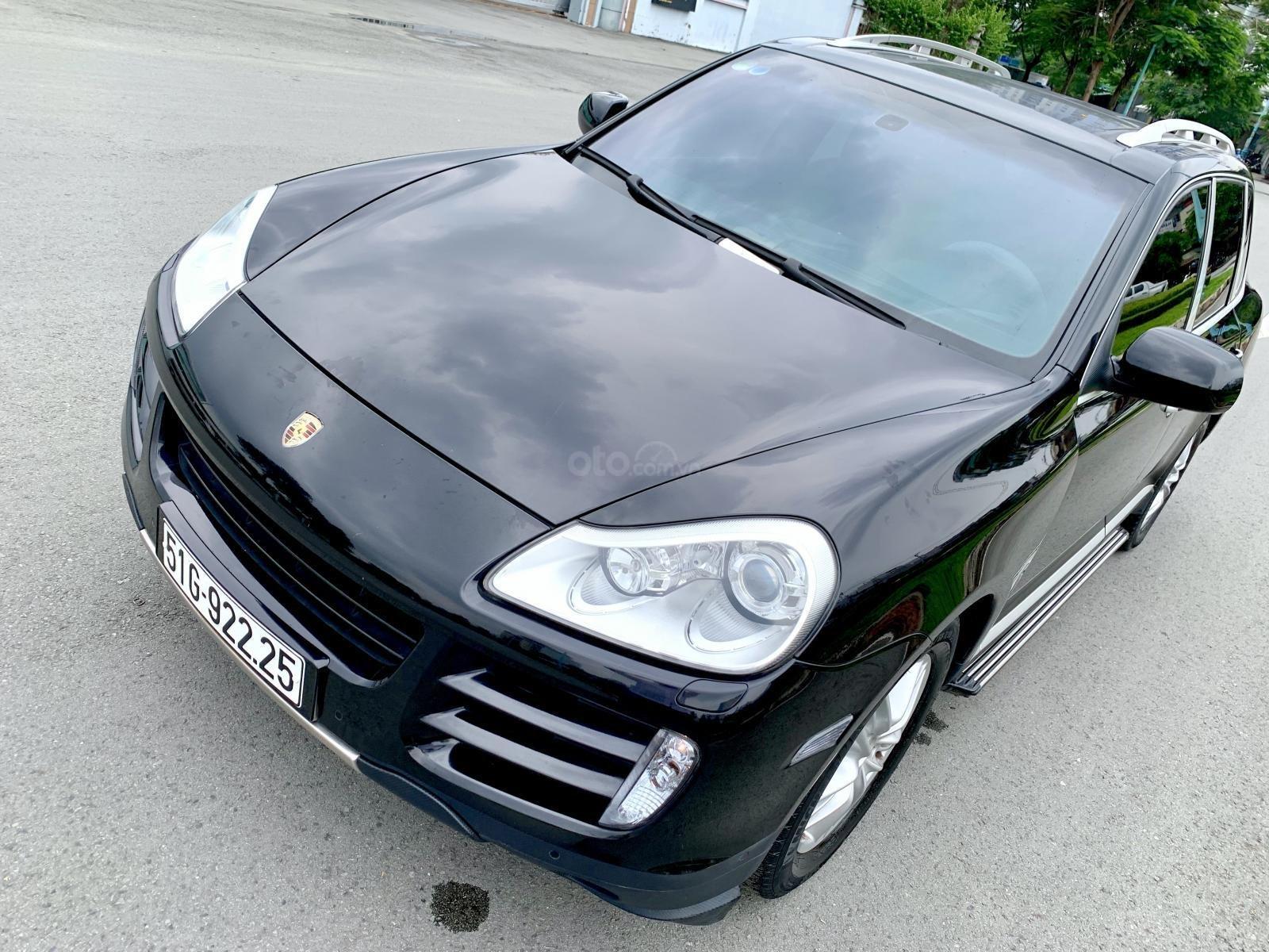 Porsche Cayenne nhập mới 2009 hàng hiếm, có chạy đúng 68 ngàn (11)