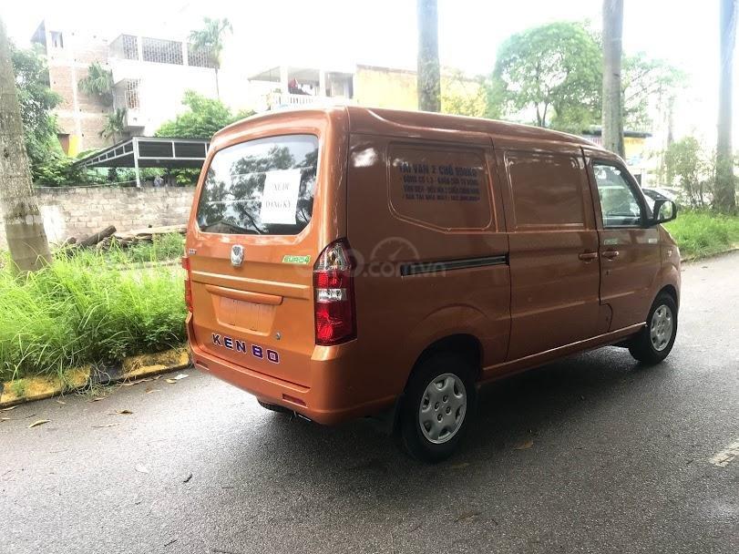 Xe tải van Kenbo 2 chỗ tại Thái Bình gía rẻ nhất (7)