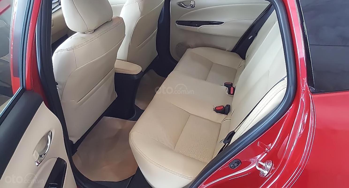 Bán xe Toyota Yaris đời 2019, màu đỏ, nhập khẩu nguyên chiếc (3)