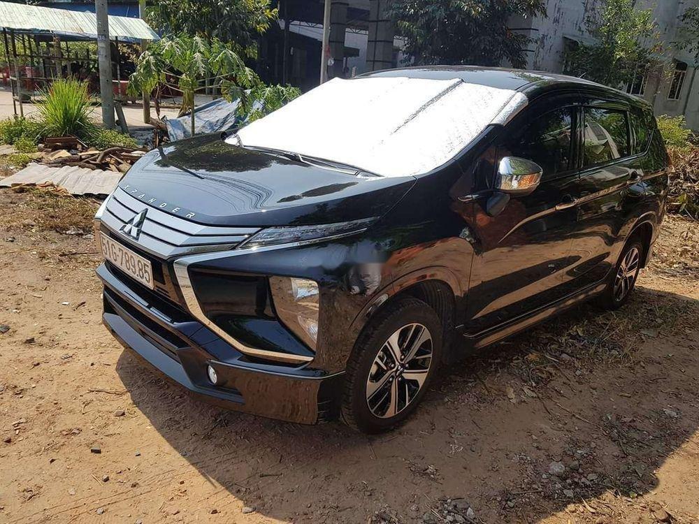 Bán Mitsubishi Xpander sản xuất 2019, màu đen, nhập khẩu chính chủ, giá chỉ 670 triệu (1)