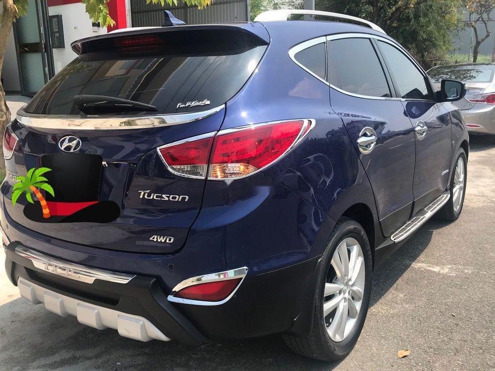 Bán Hyundai Tucson sản xuất 2011, nhập khẩu, số tự động hai cầu (3)