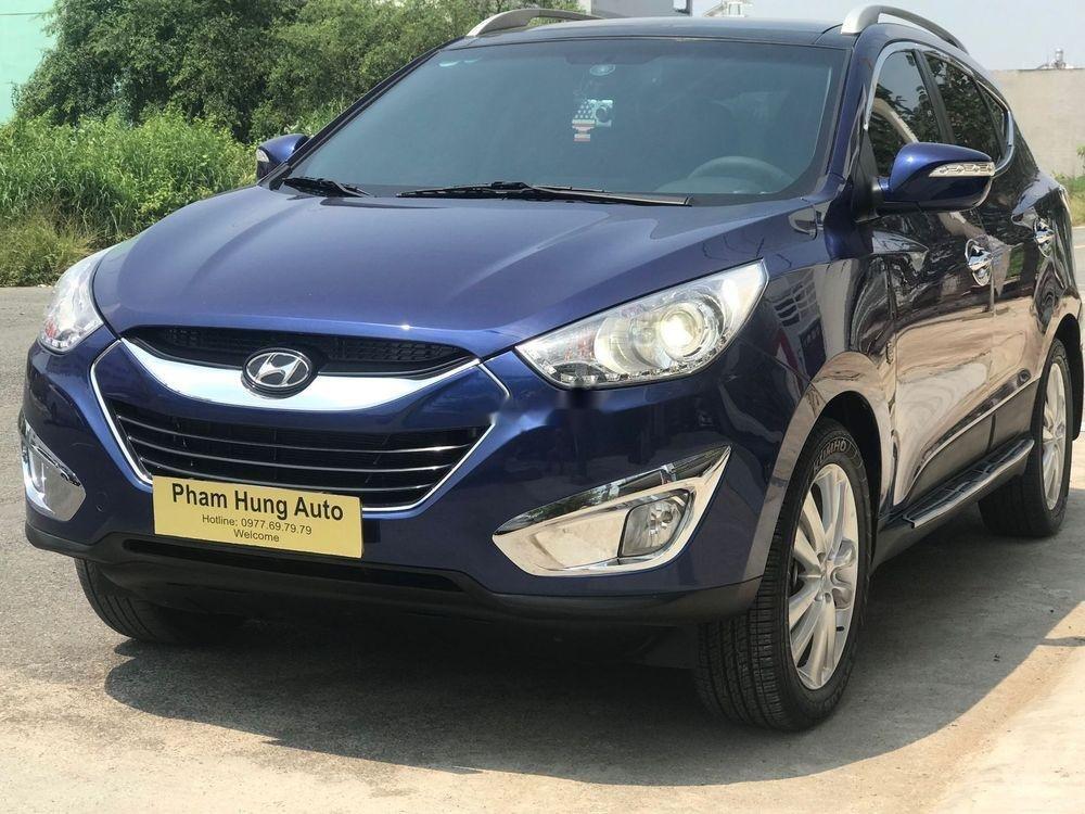 Bán Hyundai Tucson sản xuất 2011, nhập khẩu, số tự động hai cầu (1)