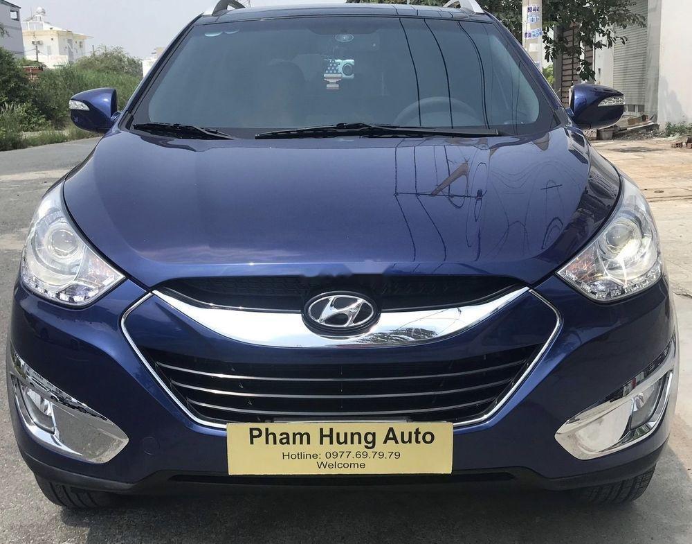 Bán Hyundai Tucson sản xuất 2011, nhập khẩu, số tự động hai cầu (2)