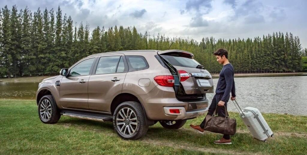 Ford Everest 2019 đủ màu-giao ngay, tặng bộ phụ kiện giá trị, LH: 0939336453 (2)