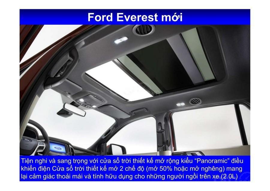 Ford Everest 2019 đủ màu-giao ngay, tặng bộ phụ kiện giá trị, LH: 0939336453 (4)