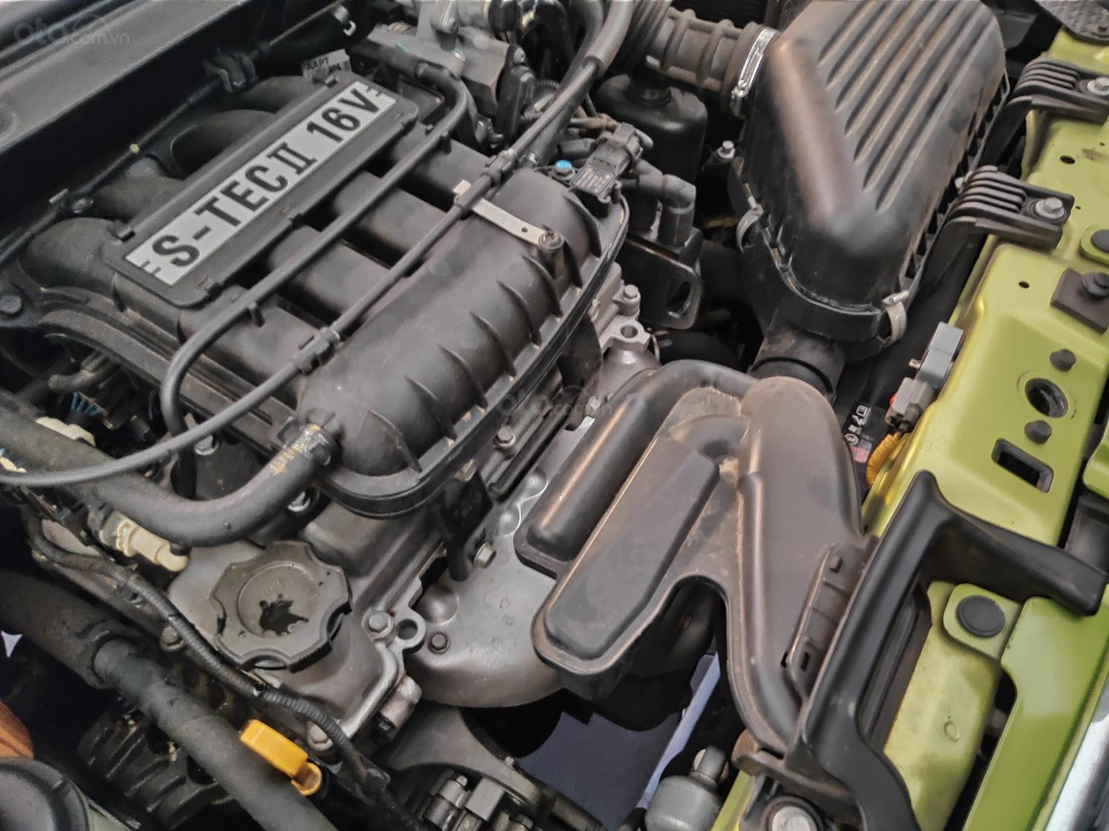 Chevrolet Spark số tự động chính chủ sản xuất 2013, màu xanh lục ít sử dụng giá tốt 250 triệu đồng (9)