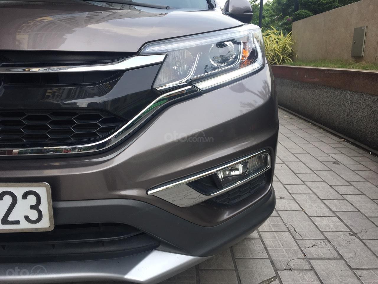 Cần thanh lý Honda CRV đời 2015 full option, xe đẹp giá tốt (2)