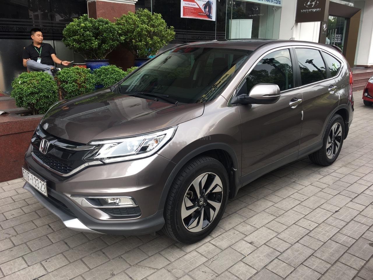 Cần thanh lý Honda CRV đời 2015 full option, xe đẹp giá tốt (3)
