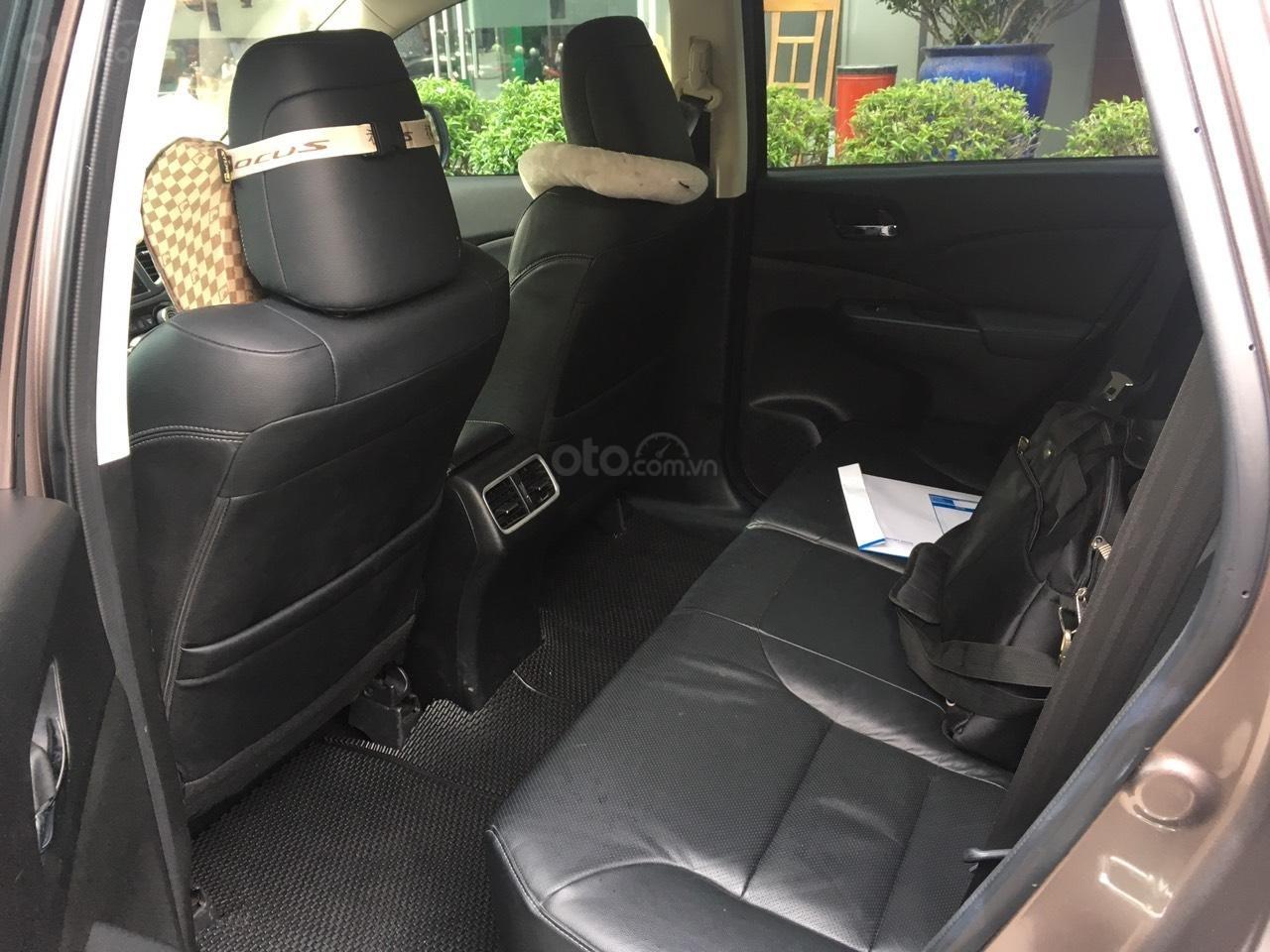 Cần thanh lý Honda CRV đời 2015 full option, xe đẹp giá tốt (8)