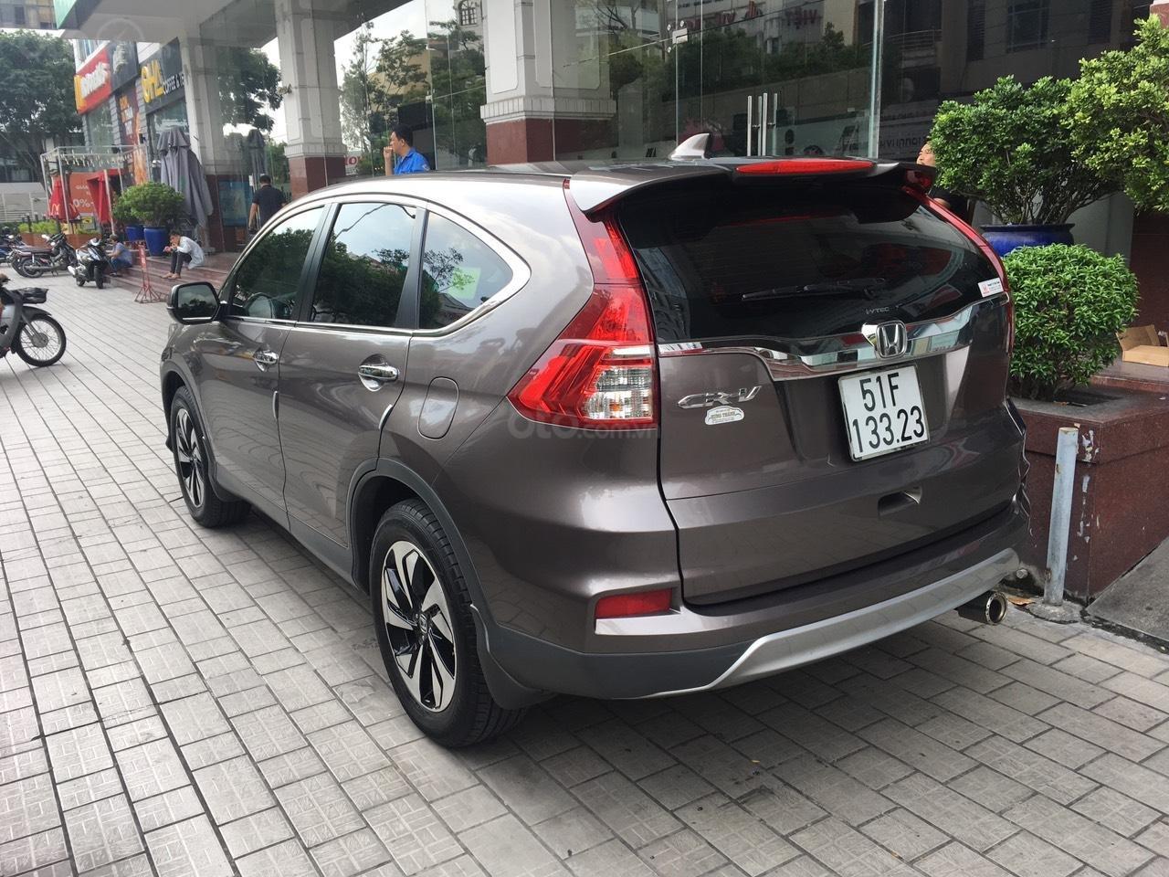 Cần thanh lý Honda CRV đời 2015 full option, xe đẹp giá tốt (11)