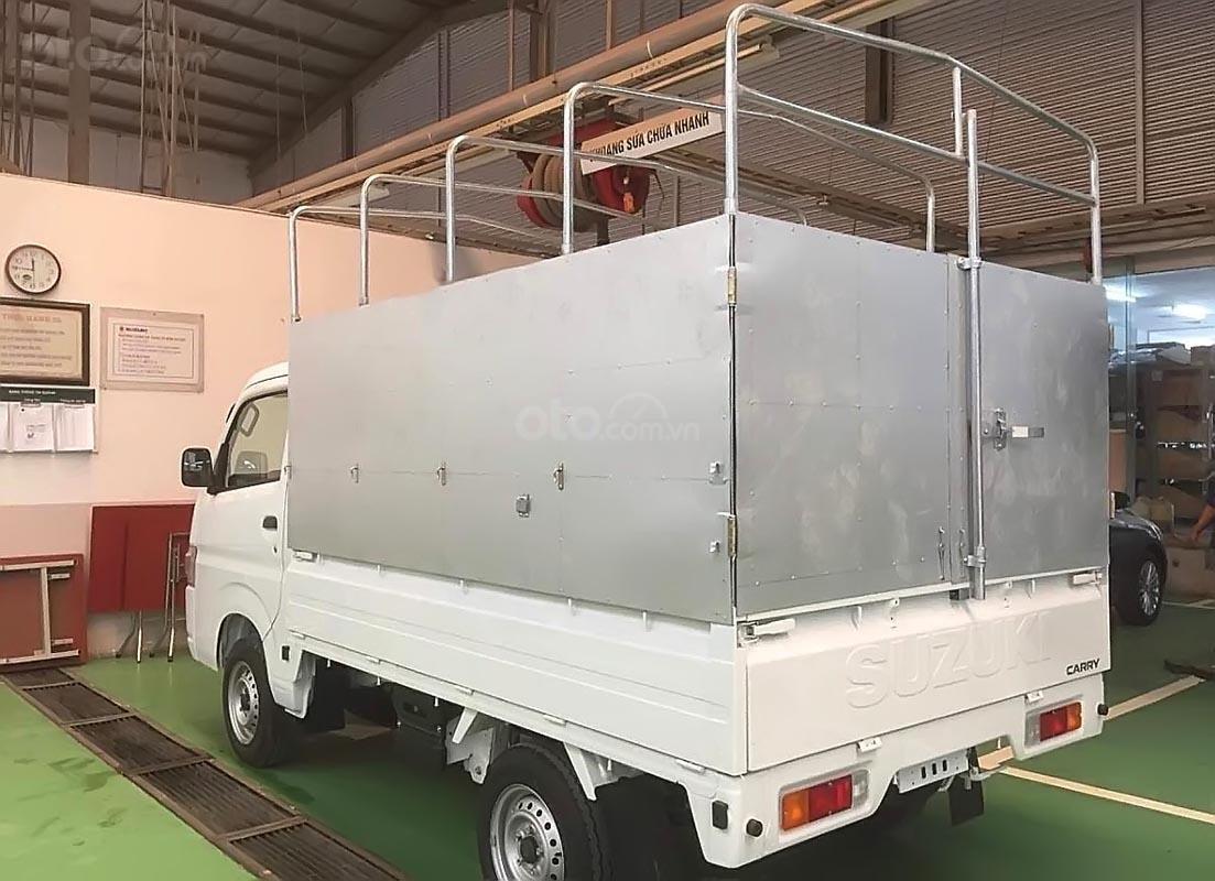 Bán xe Suzuki Carry năm sản xuất 2019, màu trắng, xe nhập (2)