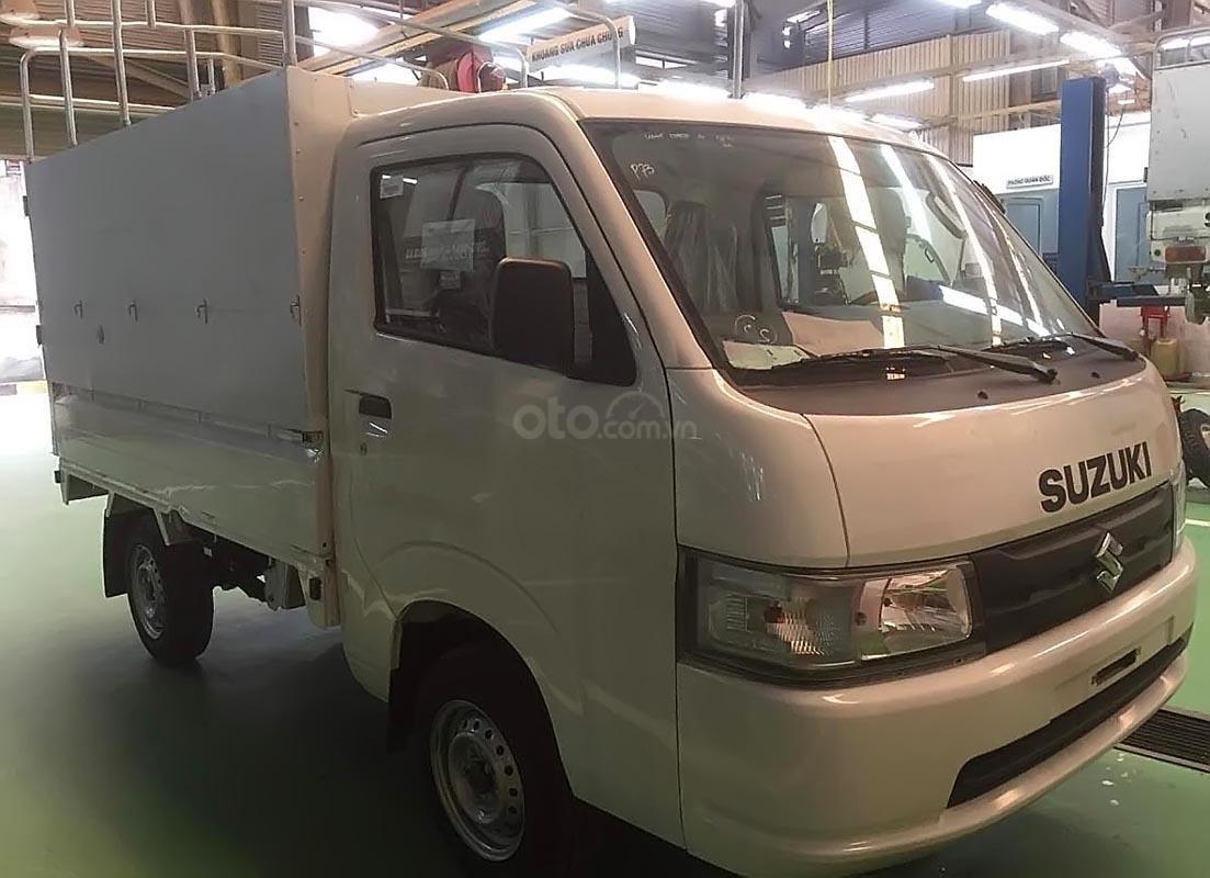 Bán xe Suzuki Carry năm sản xuất 2019, màu trắng, xe nhập (1)