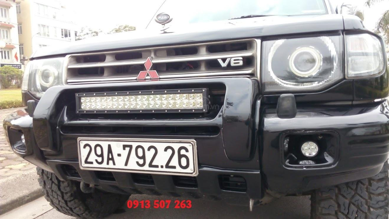 Bán xe ô tô Pajero Supreme V6 3.5 siêu chất (2)