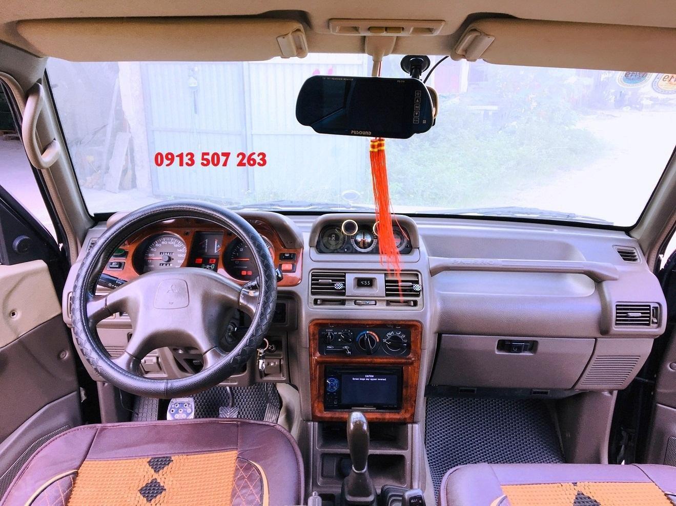 Bán xe ô tô Pajero Supreme V6 3.5 siêu chất (15)